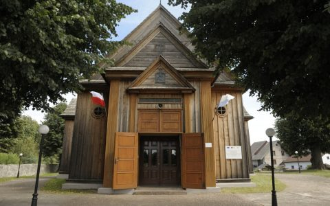 kościół po remoncie
